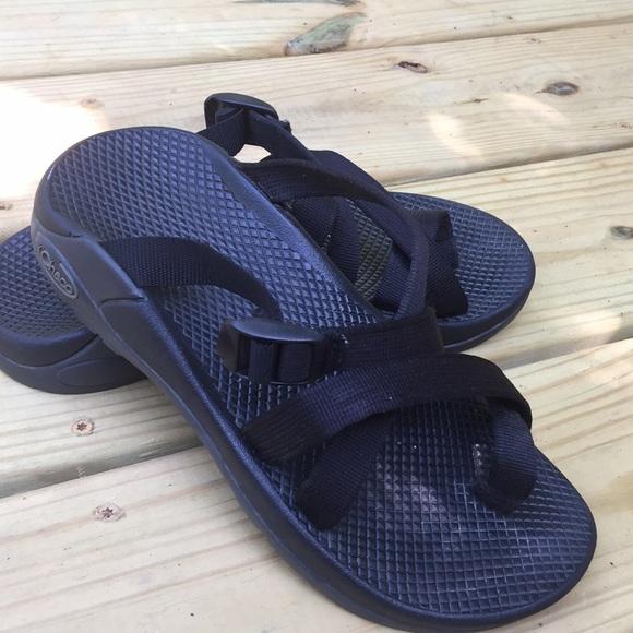 Chaco Schuhes   Damenschuhe schwarz Open Back Sandales  9m   Sandales Poshmark cd02ff